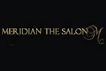 MERIDIAN THE SALON logo