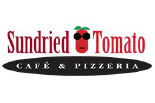 SUNDRIED TOMATO CAFE & PIZZERIA logo