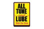 ALL TUNE & LUBE logo