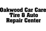 OAKWOOD CAR CARE  TIRE &  AUTO REPAIR CENTER logo