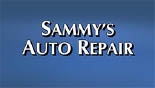 SAMMY'S AUTO REPAIR logo