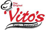 THE ORIGINAL VITO'S PIZZERIA logo