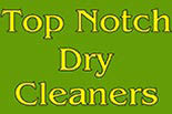 TOP NOTCH DRY CLEANERS logo