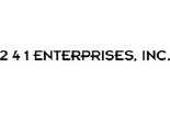 2 4 1 ENTERPRISES TAX SERVICES logo