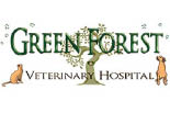 FOREST VETERINARY HOSPITAL logo