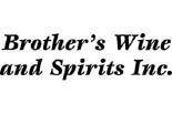 BROTHERS WINE & SPIRITS INC. logo