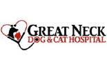 GREAT NECK DOG & CAT HOSPITAL logo