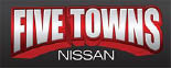 FIVE TOWNS NISSAN logo