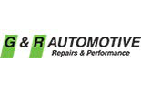 G&R AUTOMOTIVE logo