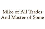 MIKE OF ALL TRADES logo
