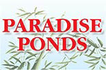 PARADISE PONDS BY ED DEDICKE INC. logo