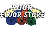 YOUR FLOOR STORE logo