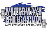 WATERWAYS IRRIGATION logo