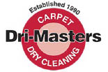 Carpet Dry Cleaning Dri-Masters logo