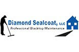 DIAMOND SEALCOAT/TRUSTED HOME MAINTENANCE logo