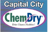 Capital City Chem Dry logo