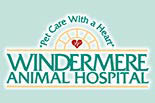 Windermere Animal Hospital logo