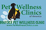 BINFORD PET WELLNESS CLINIC logo