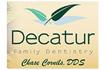 DECATUR FAMILY DENTISTRY logo