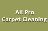 All Pro Carpet logo