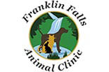 FRANKLIN FALLS ANIMAL CLINIC logo