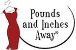 Pounds And Inches Away logo