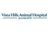 VISTA HILLS ANIMAL HOSPITAL logo