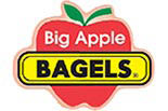 BIG APPLE BAGEL BROWNSBURG logo