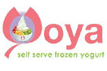 YOYA FROZEN YOGURT logo