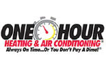 One Hour Heating & AC logo