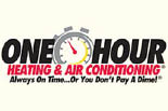 Boonstra's One Hour Heating & Air Conditioning logo