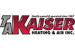TA KAISER HEATING & AIR logo