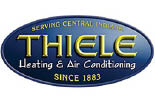 THIELE HEATING & AIR CONDITIONING logo