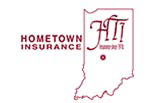 HOMETOWN INSURANCE logo