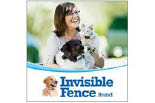 INVISIBLE FENCE � BRAND logo