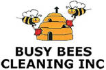 BUSY BEE'S CLEANING INC. logo