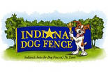 INDIANA DOG FENCE logo