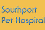 SOUTHPORT PET HOSPITAL logo