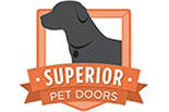 SUPERIOR PET DOORS logo
