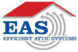 EAS Efficient Attic Systems logo