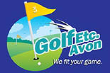 GOLF ETC. AVON logo