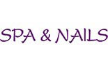 SPA & NAILS logo