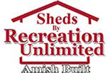 Recreation Unlimited Sheds logo
