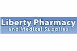 LIBERTY PHARMACY logo