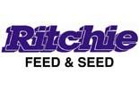 RITCHIE FEED AND SEED logo