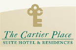 Cartier Place Suite Hotel logo