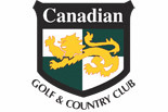 CANADIAN GOLF & COUNTRY CLUB logo