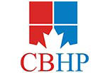 CBHP WINDOWS AND DOORS logo
