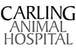 CARLING ANIMAL HOSPITAL logo