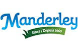 MANDERLEY TURF PRODUCTS logo